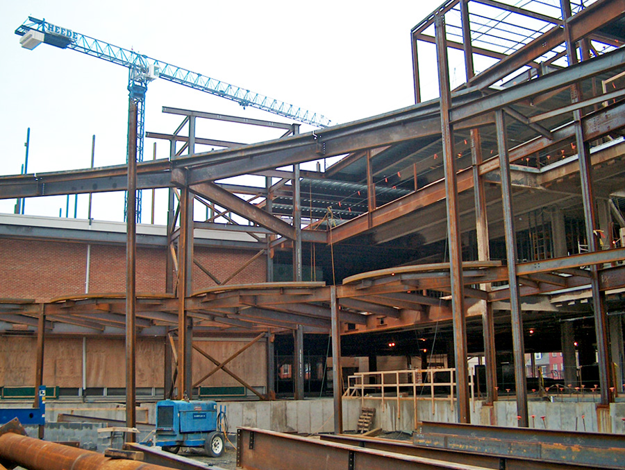 Exterior: Structural Steel Companies In PA